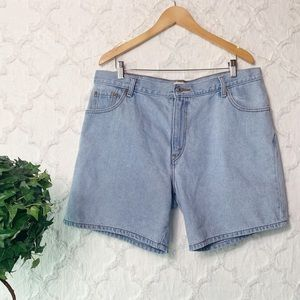 Vintage Levi's 550 High Rise Mom Shorts